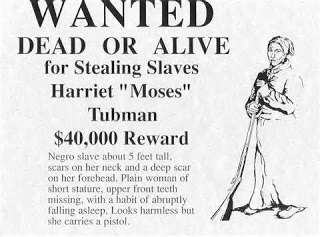 Bold and Beautiful: Harriet Tubman and Congresswoman Maxine Waters