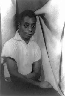 The Day I met James Baldwin