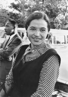 Rosa Parks and Finding Our Way Home