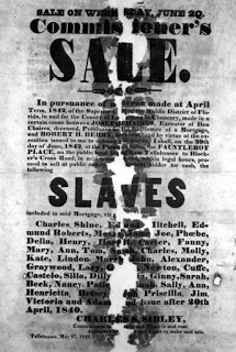Slave Auctions:  A Thing of The Past?